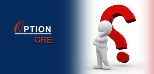 GRE - Why OPTION Institute